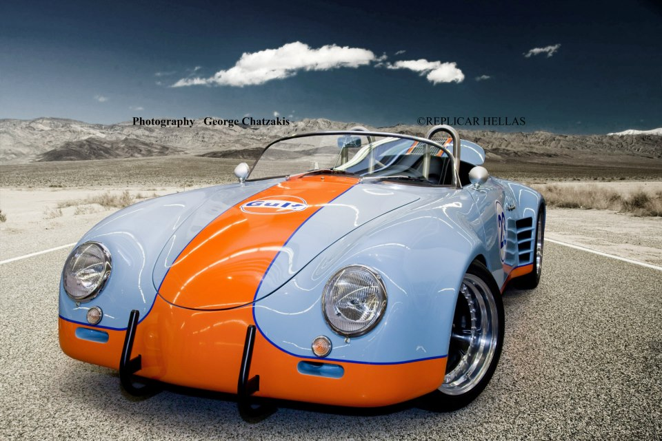 356 Speedster Wide Replicar Hellas Spain